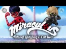 Miraculous Ladybug OP It's Ladybug Wendy Child Cash Calloway RUS song cover