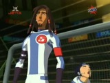 Galactik Football - Snow Kids vs The Rykers.