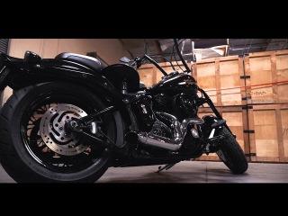 MagnaFlow Harley-Davidson Softail Motorcycle Rockstar Exhaust System Sound Clip
