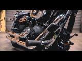 MagnaFlow Harley-Davidson Dyna Motorcycle Legacy Gen-X Exhaust Sound Clip