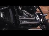MagnaFlow Harley-Davidson Softail Motorcycle Lowdown Exhaust Sound Clip