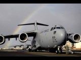 Flying Tanks in US Military US strategic military transport aircraft Boeing C-17 Globemaster III