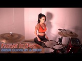 TOP Female Drummers in 2016~ These Girls will make you look Twice!!