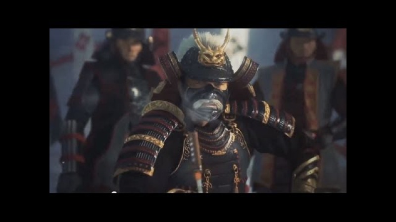 CGI Animated Trailer : Total War: SHOGUN 2 - by RealtimeUK