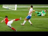 Россия — Уэльс счёт 0 - 3  Россия проиграла на Евро-2016 и едет домой