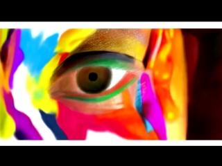 Скоростное Рисование - Девушка В Краске - Денис Никитин (Живое Граффити)
