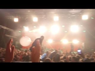 Макс Корж Большой Флэт 2 (28.11.2015г.) Минск - Домашний