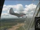 Полёт строем на самолётах Як-52