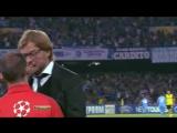 Юрген Клопп в бешенстве - Наполи 2-1 Боруссия Дортмунд_Full-HD
