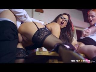 Ella Hughes, Sensual Jane & Danny D [HD 720, All Sex, Threesome, MILF, Big Tits]