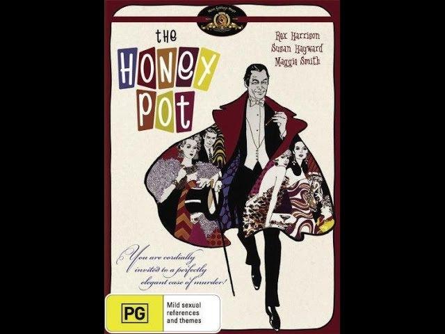 Горшок меда комедия, криминал 1967 розыгрыш трех бывших любовниц...