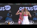 Martina Hingis/Sania Mirza vs Andrea Hlavackova/Lucie Hradecka Highlights ᴴᴰ 2016