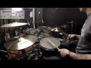 Paradiddle Hand Foot Grooves