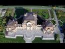 Покупець «вежі Бойка» збудував собі палац під Києвом. АЕРОЗЙОМКА || Наталка Седлецька. Схеми