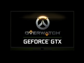 Overwatch на GeForce GTX