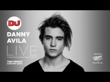 Danny Avila Tech House DJ Set from DJ Mag HQ