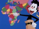 Yakko's Nations of the World - Animaniacs HQ