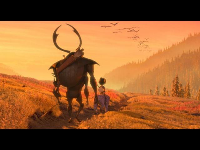 Видео к мультфильму Кубо Легенда о самурае
