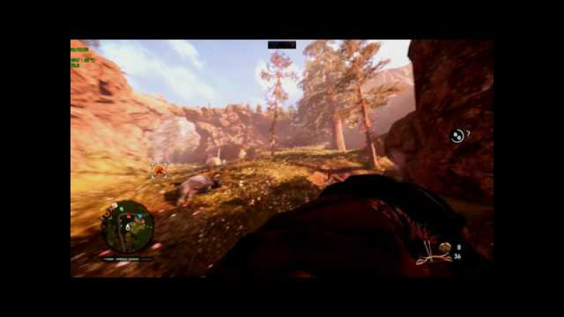 12 Far Cry Primal - Сердце Луны - Великий Зверь - Пещера Чишта - Аванпост Гниющей Плоти