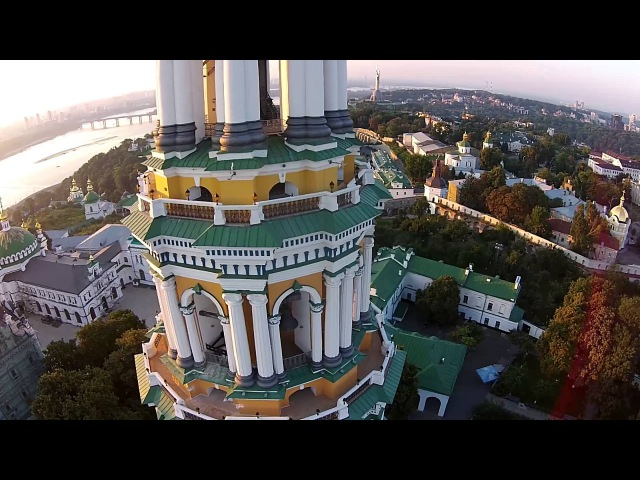 Киево-Печерская Лавра Kiev Pechersk Lavra - Gloria in excelsis Deo