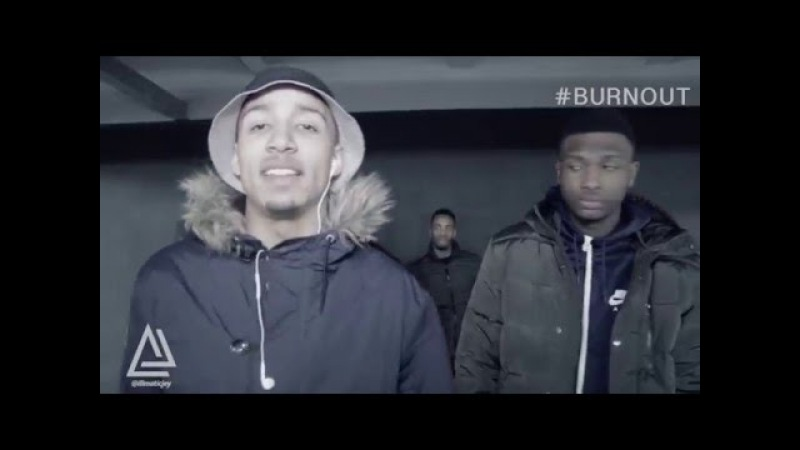Strikez x JE - BURNOUT FREESTYLE [@AzzyStrikez @JayEnyinna]