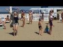 ВЛОГ Наш второй день на отдыхе Купаемся в бассейне и в море