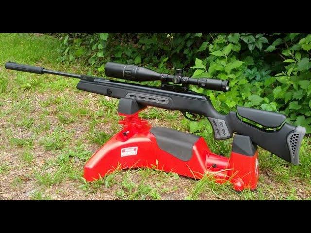 Стрельба из Hatsan 125 Sniper 20,30.40,50,60,70 метров