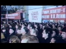 Вторая русская революция 1991г 1 серия Появление Горбачёва