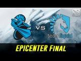 Liquid vs Newbee Final EPICENTER Dota 2