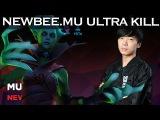 ULTRA KILL NEWBEE.MU vs. Team Liquid