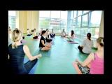 Небольшой ролик о наших занятиях по йоге))