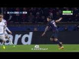 ПСЖ 2-1 Челси Лига Чемпионов 2015-16 1/8 финала (Первый матч)