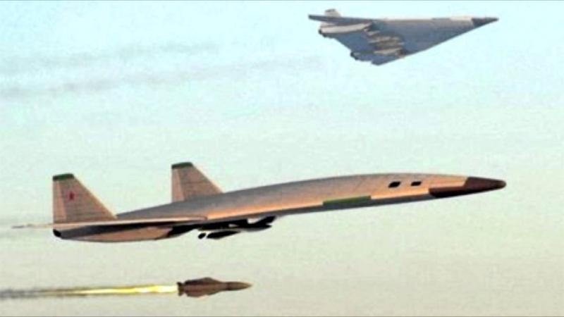 Новое оружие Ю-71 (Yu-71) Объект «4202»: движется к берегам Америки на гиперзвуке