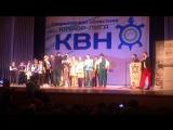 КВН Сельсовет - 2016 Свердловская областная юниор лига -финал Тот самый момент