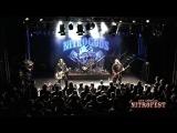 Nitrogods - At least Im drunk live @ 1st Annual Nitrofest (HD)