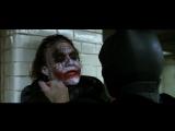 Темный Рыцарь | The Dark Knight (2008) Допрос Джокера
