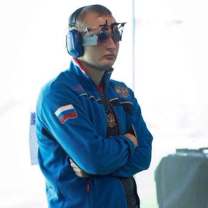 Никита Суханов – серебряный призер ЧР по пулевой стрельбе