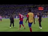 Лига чемпионов УЕФА 20152016. Финал. Реал М (Мадрид, Испания)  Атлетико М (Мадрид, Испания)  11 (53, по пен)