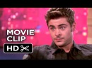 The Interview Movie CLIP - Zac Efron Reveals All (2014) - James Franco Movie HD