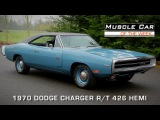 Muscle Car Of The Week Video Episode # 108: 1970 Dodge Charger R/T 426 Hemi
