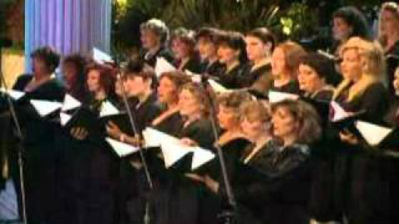 Ave Maria Luciano Pavarotti Los tres Tenores