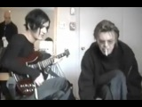 Placebo ft. David Bowie 'Without You I'm Nothing' Backstage (Irving Plaza, New York 29.03.99)