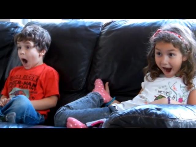 ТОП Лучших Реакций Детей на Подарки! iPad, PlayStation, Кукла Barbie и другие подарки!