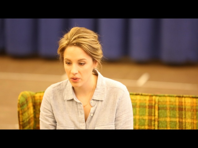 Jessie Mueller Sings She Used to Be Mine from Sara Bareilles' WAITRESS