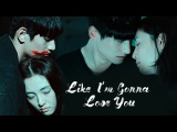 Monster Xue &amp Jing Zhi  Like I'm Gonna Lose You Finale