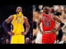 Michael Jordan vs Kobe Bryant (HD) *** Майкл Джордан против Коби Брайант
