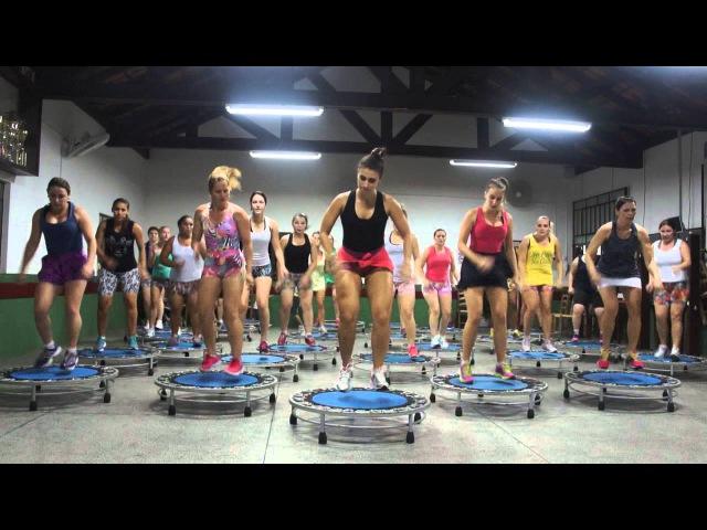 Tici Ribeiro Jump Fitness Mix 41 Música 2