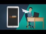Видео для DaSMS от студии ВидеоВоронка