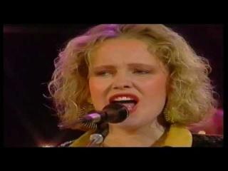 Peter's pop show 1989 Mike Oldfield Anita Hegerland (INNOCENT)