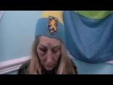 Воспитание украинской проститутки